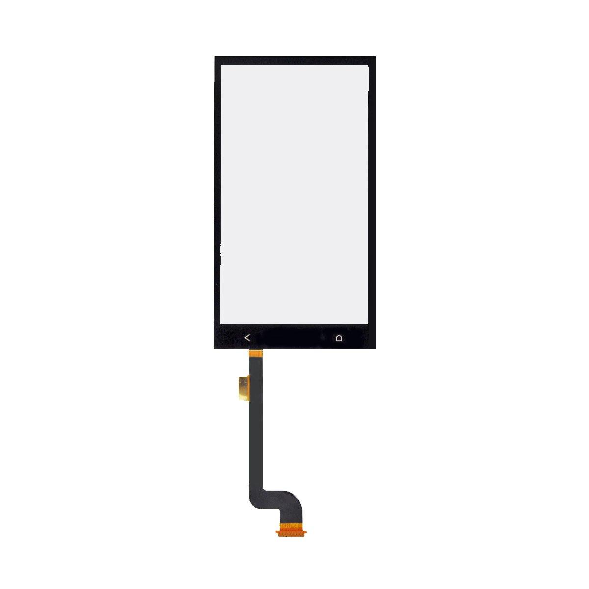 Тачскрин (сенсор) для HTC Desire 601 Dual (черный)