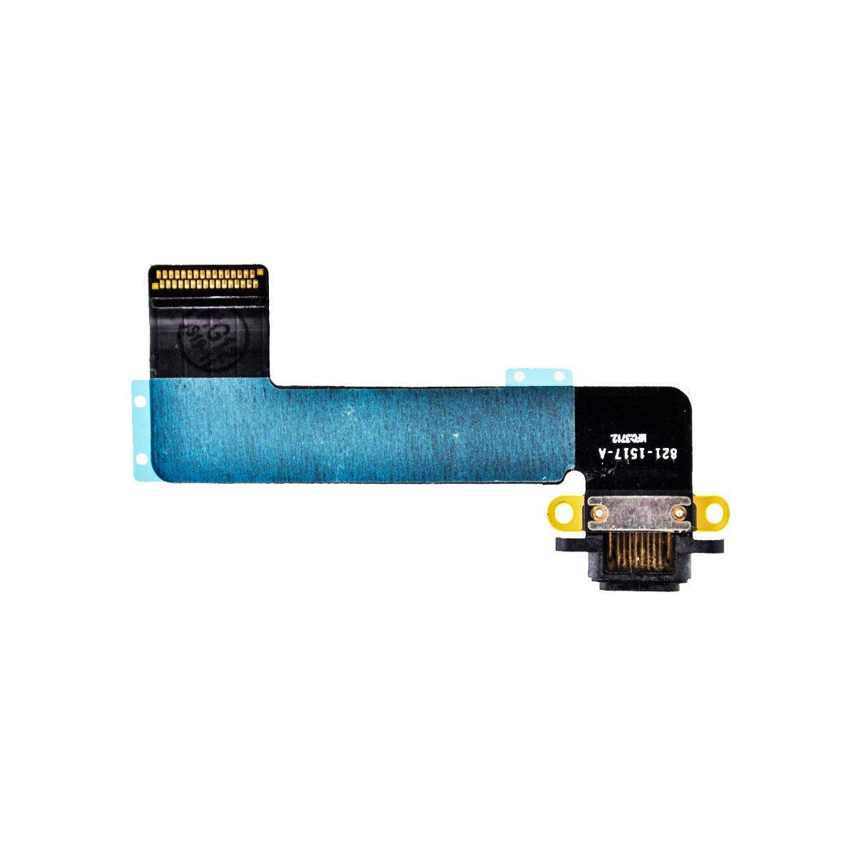 Шлейф для Apple iPad mini на системный разъем (черный)
