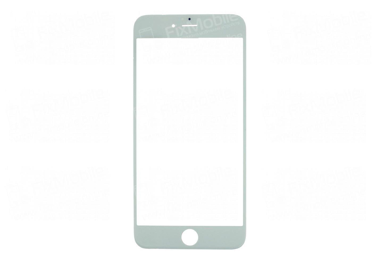 Стекло для Apple iPhone 6 Plus (белое)