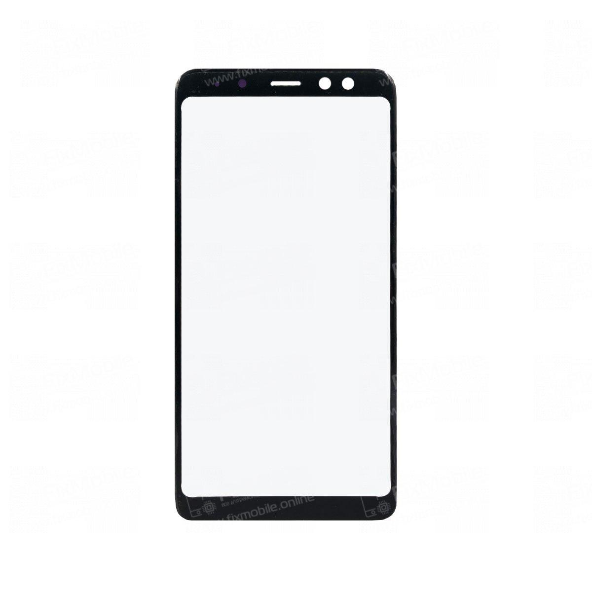 Стекло для Samsung Galaxy A5 (2016) A510F (черное)