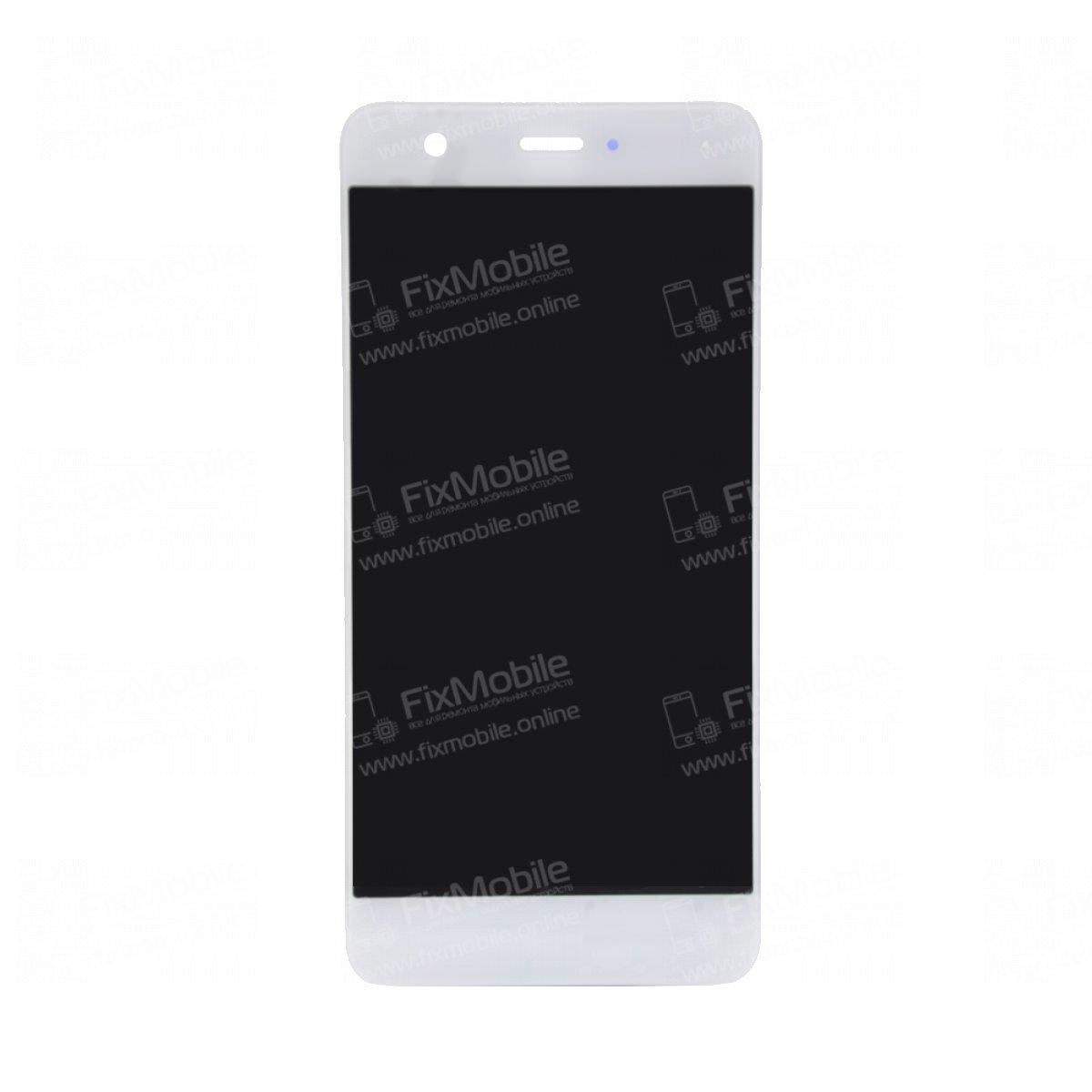 Дисплей с тачскрином для Huawei Nova (белый)