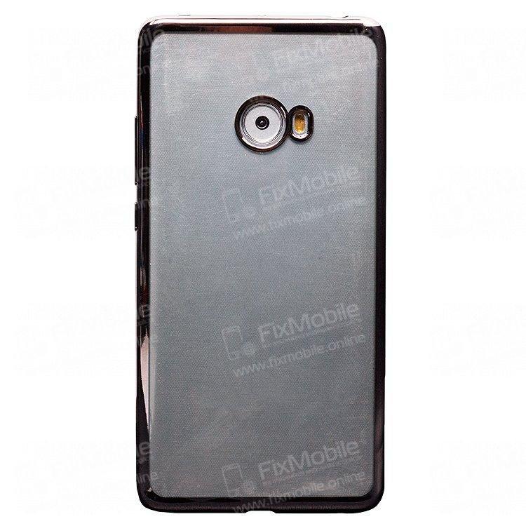 Чехол-накладка Activ Pilot для Xiaomi Mi Note 2 (серебро)