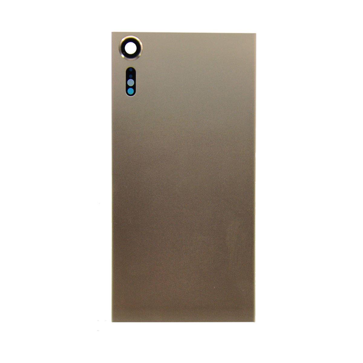 Задняя крышка для Sony Xperia XZs (G8231) (золото)