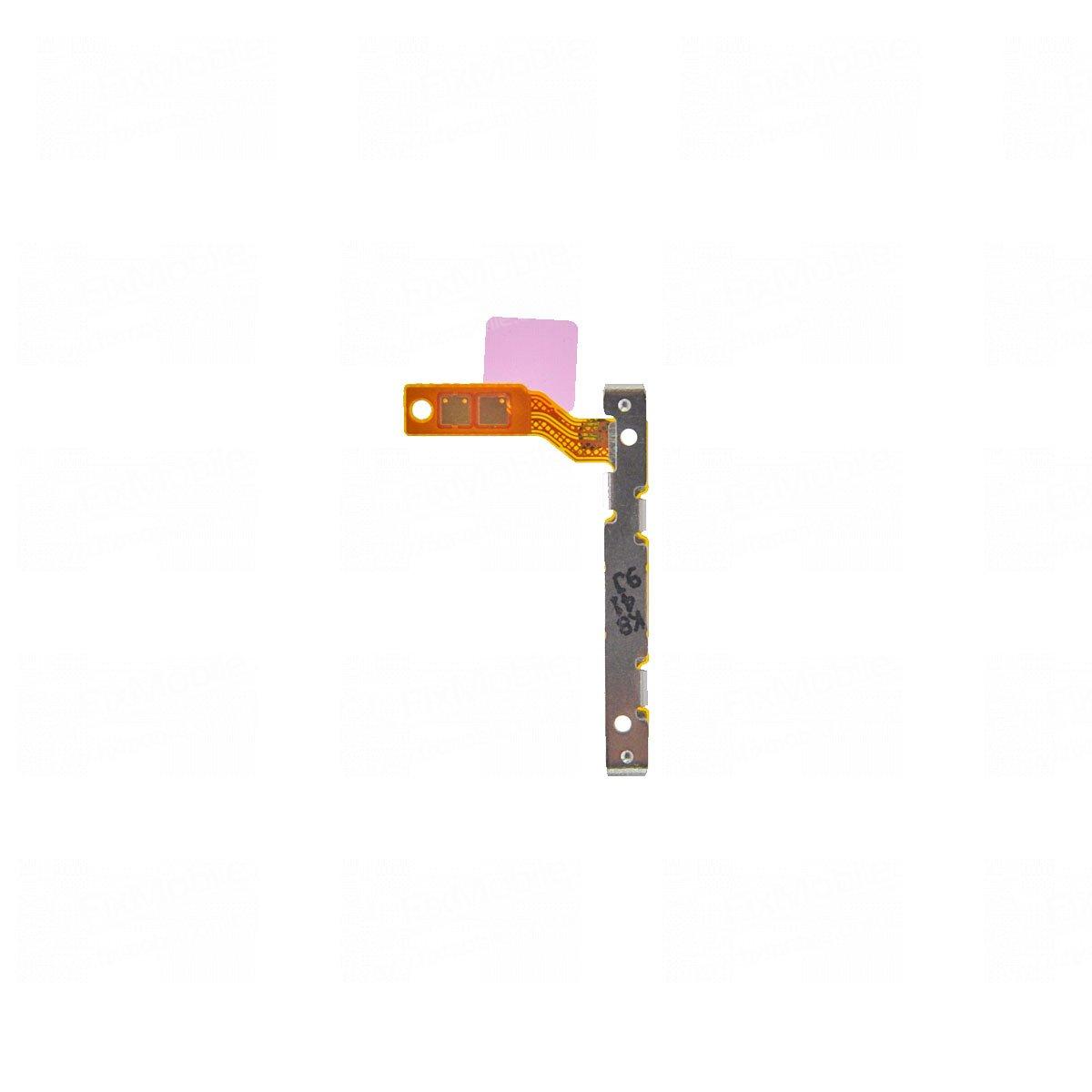 Шлейф для Samsung Galaxy J5 Prime (G570F) на кнопки громкости