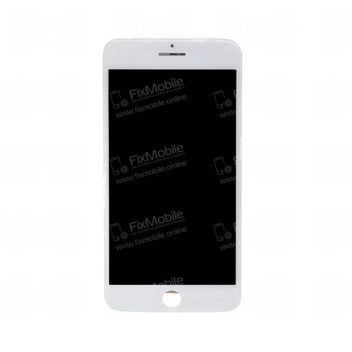 Дисплей с тачскрином для Apple iPhone 8 Plus c тачскрином (белый)