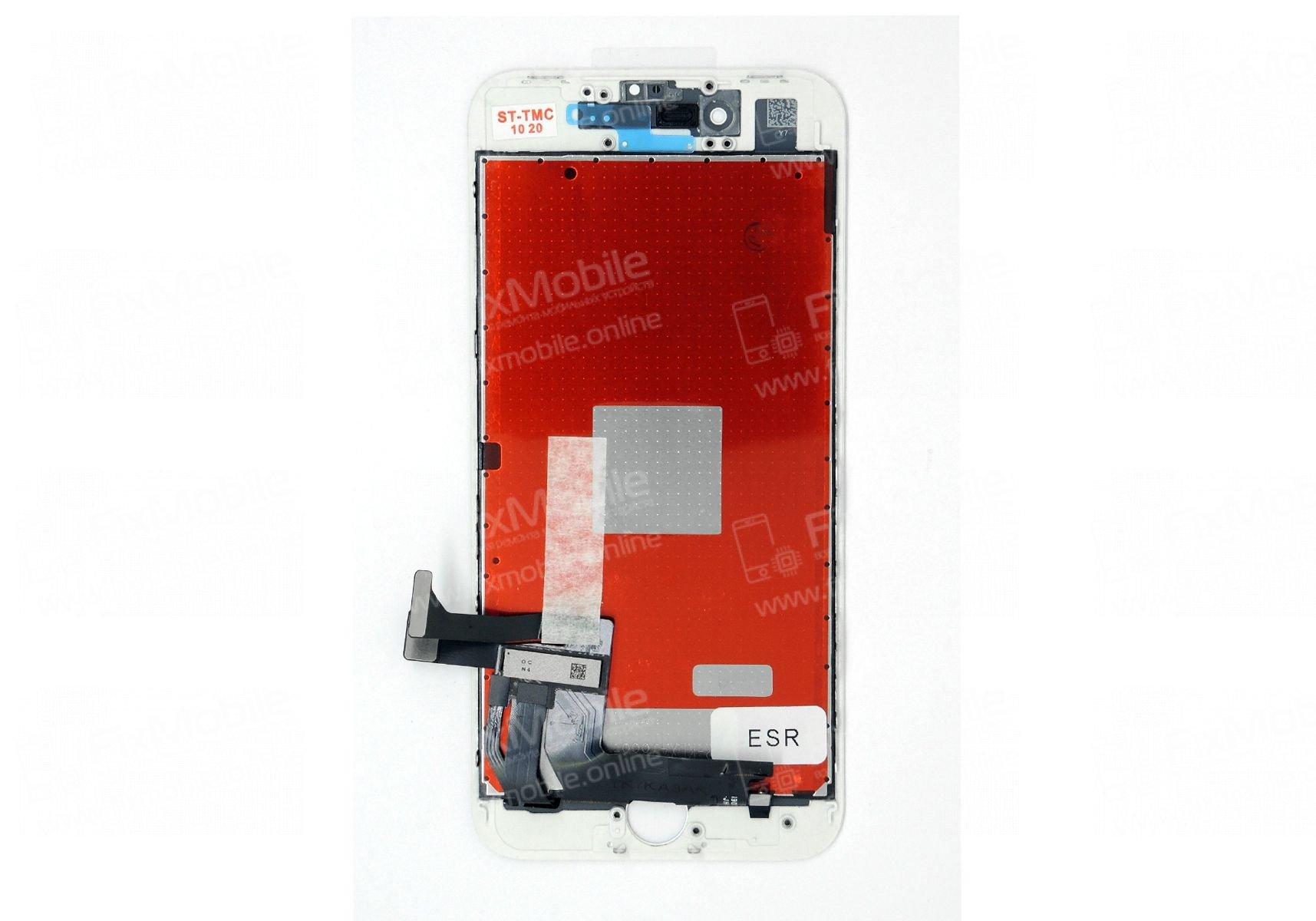 Дисплей с тачскрином для Apple iPhone 8 (белый)