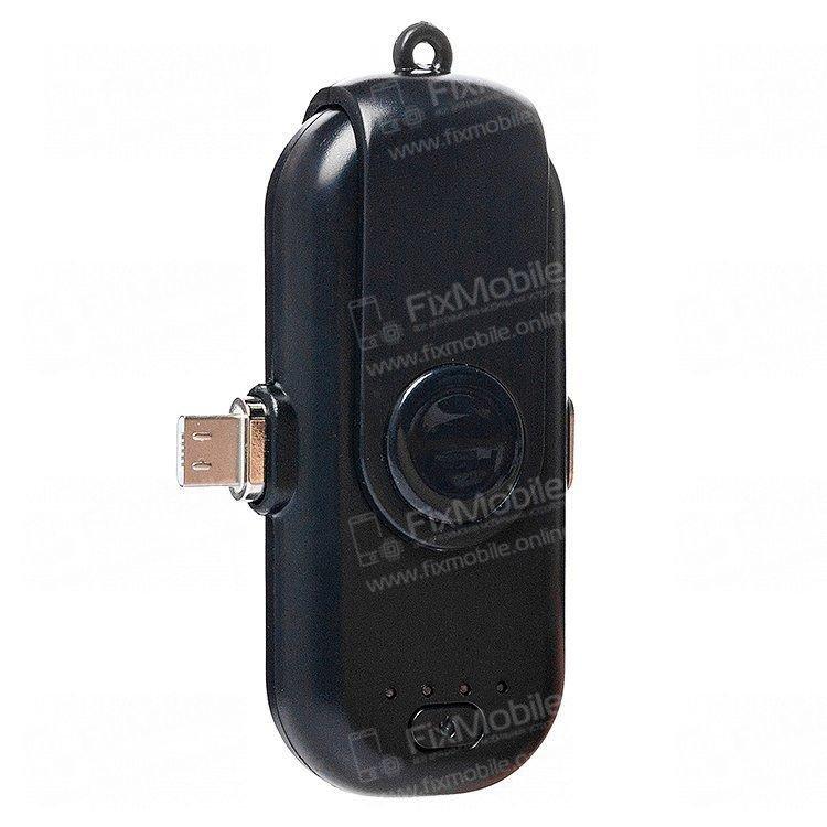 Зарядная станция Magnetic Power bank 5000 mAh + 4 mini 1000 mAh (черная)