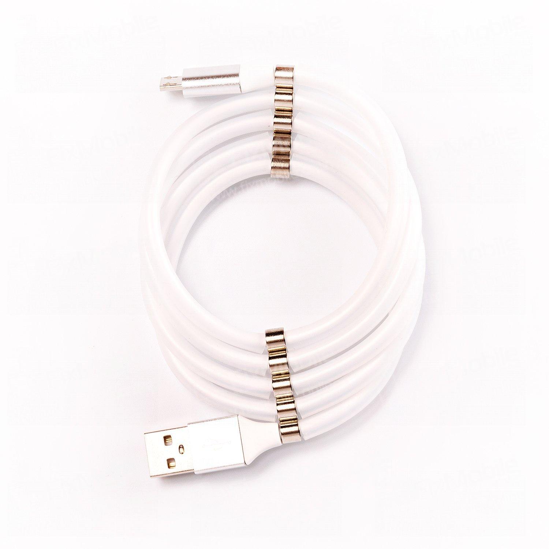 Кабель MCM-1 (USB - micro-USB) (белый)